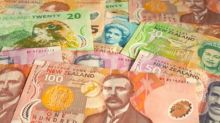 New Zealand dollar rallies during the week but gives up much of the gains