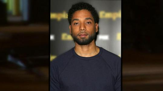 Empire' actor Jussie Smollett charged with felony disorderly