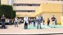 Premio Mayor: Hospitales de Edomex, Michoacán y Nayarit ganan sorteo del avión