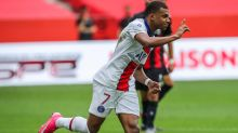 Leader Saint-Étienne draws at Nantes, Mbappé stars for PSG