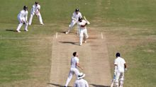 Underarm 'granny toss' more accurate in cricket...or trying to hit waste paper basket