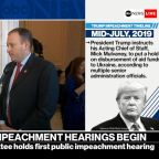 Republicans go on the offensive in impeachment probe