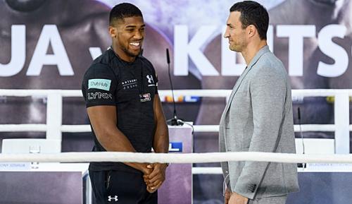 """Boxen: Klitschko: Karriereende? """"Denke nur bis zum Fight"""""""