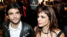 Maria Ribeiro se recusa a assinar divórcio de Caio Blat enquanto não receber parte dos bens