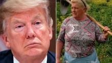 Meet 'Señora Trump': Donald Trump's potato farming lookalike