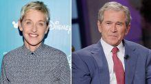 Jenna Bush Hager Defends Dad George W. Bush's Friendship with Ellen DeGeneres After Backlash