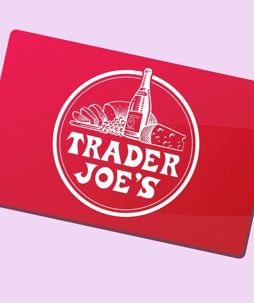 There's a Reason Trader Joe's Gift Cards Are Only Sold In Store