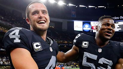 Carr and Mack: We weren't protesting anthem