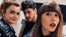 Todo sobre el reencuentro de Amaia con sus compañeros de 'Operación Triunfo' en Madrid