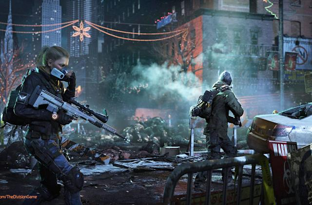 Ubisoft to ban 'Division' players who exploit its shoddy coding
