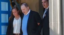 Harvey Weinstein charged with rape & sex abuse