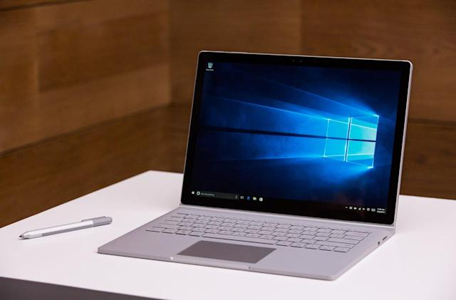 Microsoft's 1TB Surface Book and Surface Pro 4 hit the UK