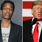 Here's Why A$AP Rocky's Name Is Being Dropped at Trump's Impeachment Hearings