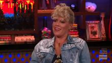 Pink reveals Christina Aguilera once 'swung on' her, but now they're singing together