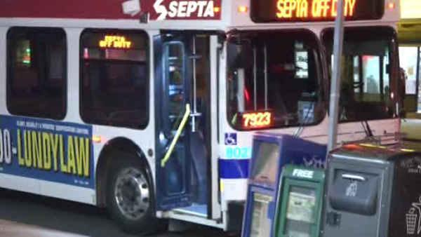 4 suspects attack man on SEPTA bus in Logan