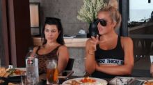 'KUWTK': Khloe Kardashian Says She Wants to 'Slap' Sister Kourtney 'in the F**king Mouth' While in Bali