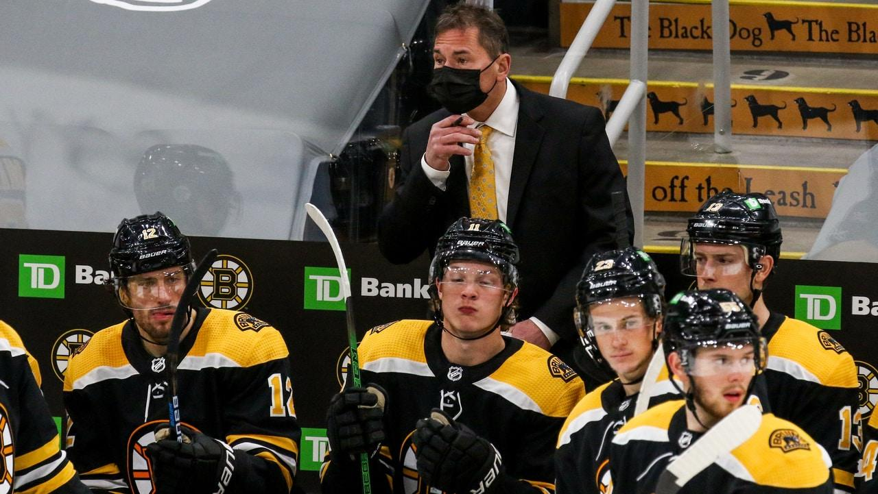 Bruce Cassidy on Bruins loss to Devils: 'We just didn't finish anything'