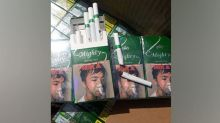 P88-M smuggled cigarettes seized in Cebu port