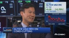 Altice USA CEO on growth, cord-cutting, competition