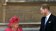 Prince Harry Pranked the Queen by Recording a Hilarious Outgoing Voicemail Message on Her Personal Phone