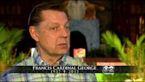 Pfleger Made Peace With Cardinal George Before His Passing