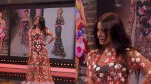 Pilar Rubio se marca un Pedroche en 'El Hormiguero' con un vestido transparente