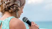 Bride kicks sister out of wedding after 'selfish' speech