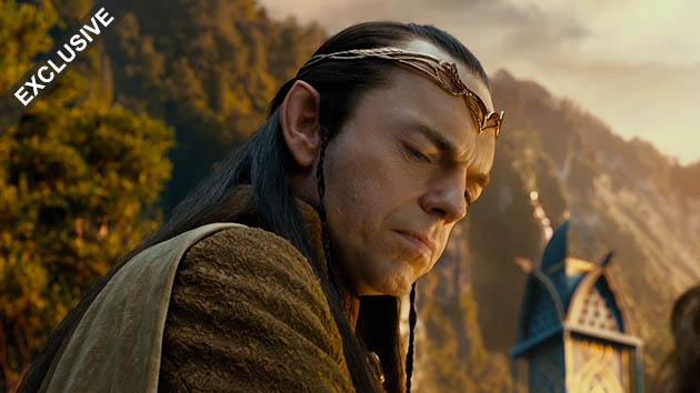 The Hobbit: An unexpected Journey - deleted scene