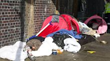 Government Won't House Rough Sleepers During Covid Second Wave, Minister Suggests