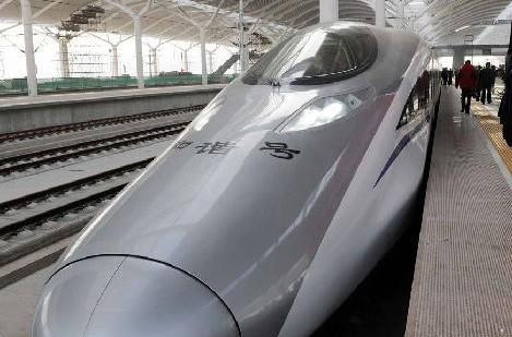 Chinese passenger train reaches 302mph, claims speed record for unmodified trains