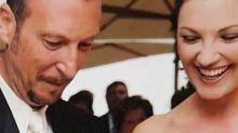 Amadeus in lacrime dopo il matrimonio con Giovanna Civitillo