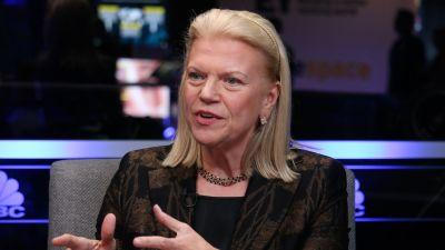 IBM CEO Rometty: This is what could topple the whole digital economy