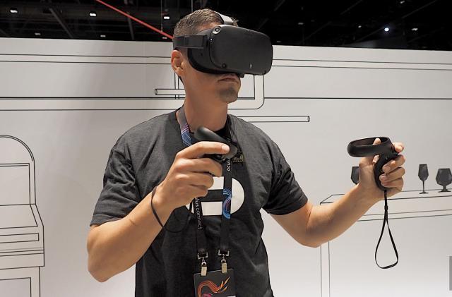 Facebook and ZeniMax settle VR copyright lawsuit