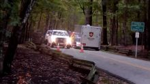 2 dead after plane vanishes from radar and crashes near North Carolina airport
