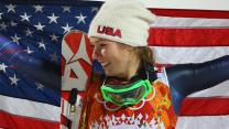Mikaela Shiffrin setting lofty goals for 2018