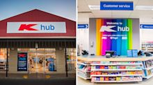 New K hub stores open in Victoria, selling Kmart and Target products