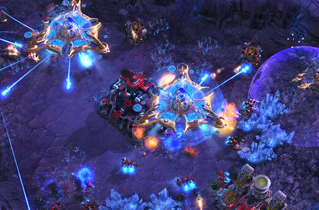 Ten years later, Blizzard is done making content for 'StarCraft II'