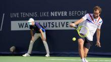 Tennis - UTS - UTS 2 : Richard Gasquet bat l'Australien Popyrin