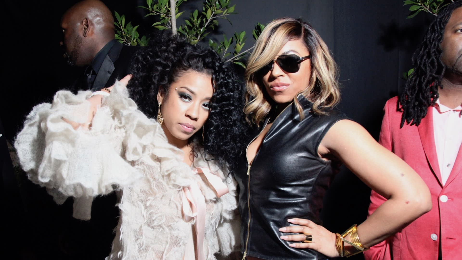 Watch Ashanti and Keyshia Cole's Long-Awaited 'Verzuz' Battle - Yahoo Entertainment