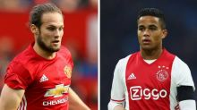 History repeats as Blind and Kluivert star on the European stage again