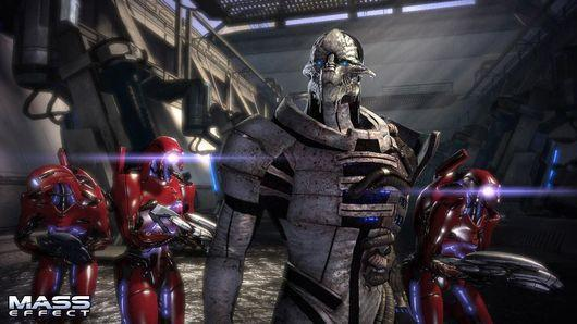 Mass Effect Trilogy pushed to Dec. 4 on PS3