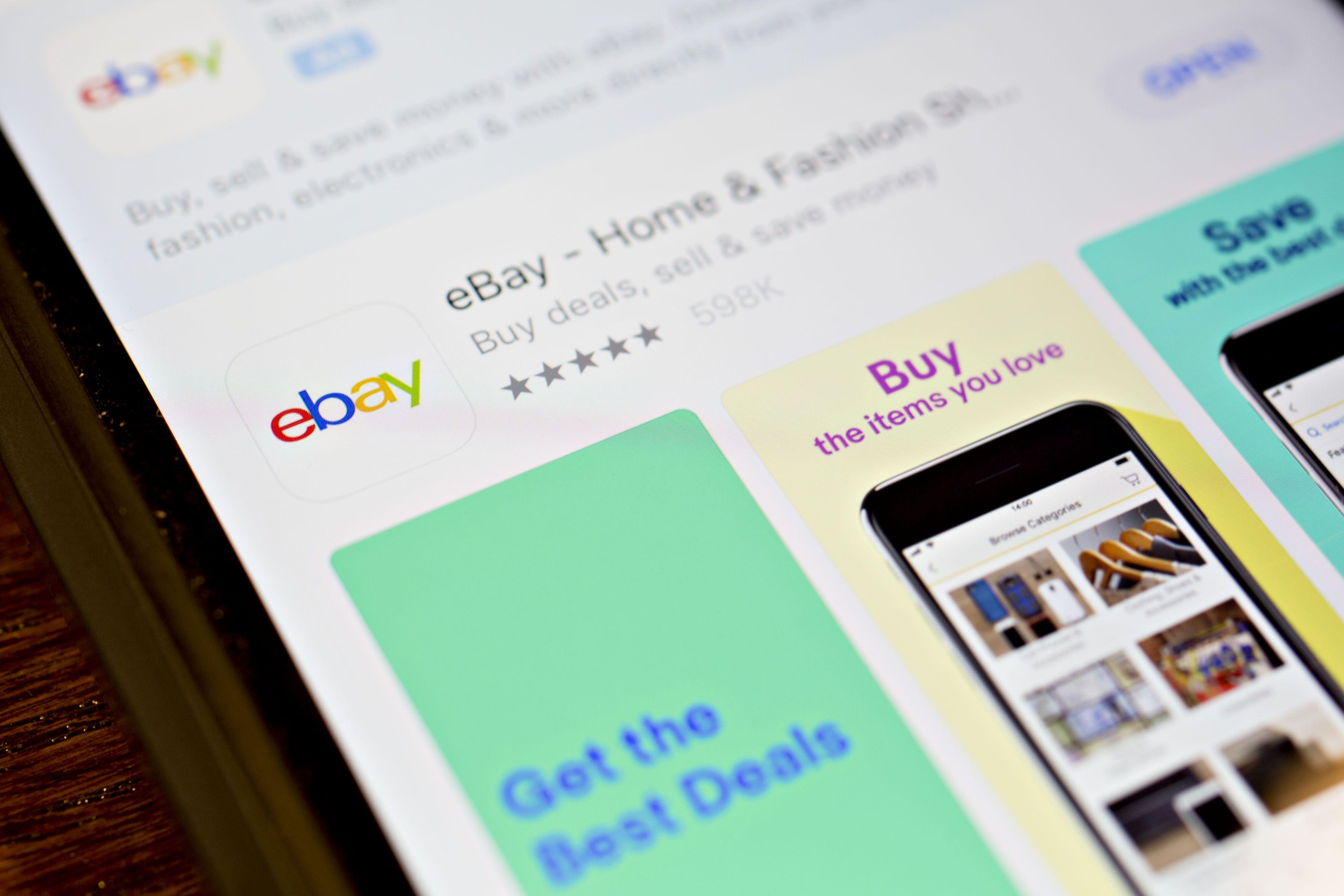 Ebay Profit Beats Analysts Estimates Company Mulls Asset Sales