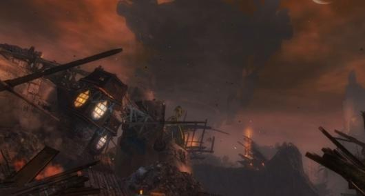 Watch Lion's Arch fall in Guild Wars 2