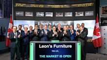 Leon's Furniture Limited Opens the Market