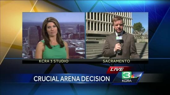 Downtown Arena battle back in court today