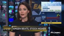 Amgen CEO: Will work with Trump to lower drug prices