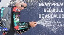 MotoGP: «Mes mains et mes pieds étaient si chauds», souffle Quartararo