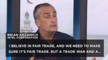 Cramer's Exec Cut: Markets in a tariff tantrum