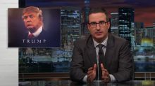John Oliver calls out Trump's handling of the opioid crisis
