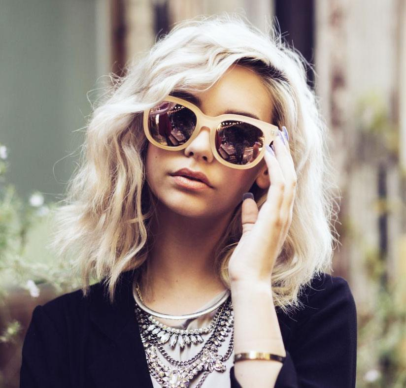 Nvenvy Sunglass  cool for fall your amanda steele s new sunglasses collab